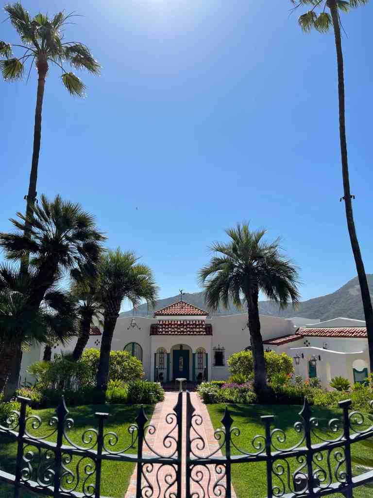 wrigley mansion catalina