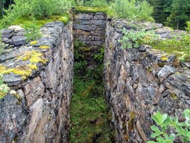 Vattenhjul i konsthus, Huså