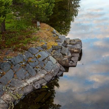 Ån vid Rötviken