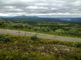 Utsikt från Önrun