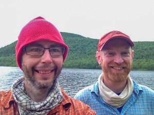 Morgon dag 27: Vid Raukasjön