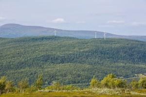 vindkraft klimpfjäll
