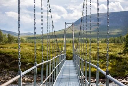 Bron över tsielekjåhkå
