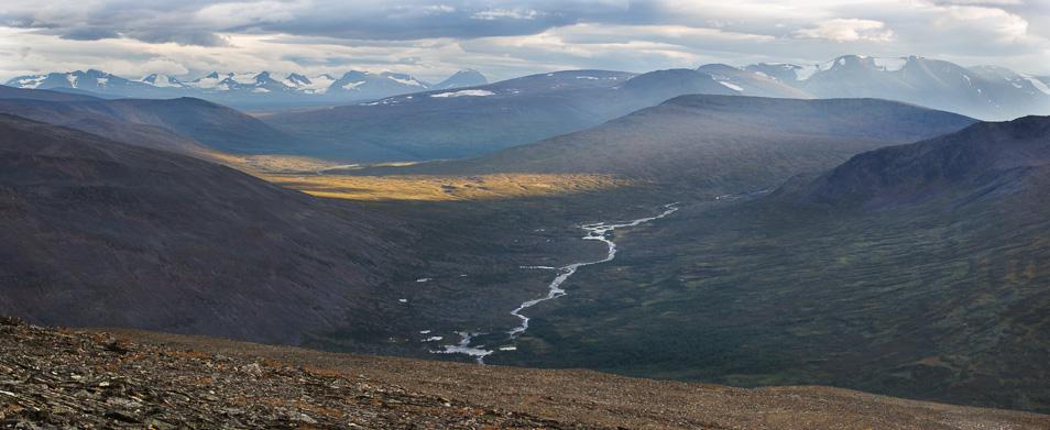 Kaitumjåkka och Muorki