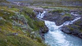 Kaitumjåkkas vattenfall