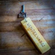 Nyckeln till Rävfallsstugan