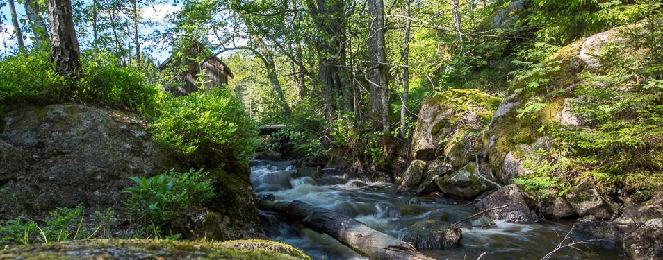 Bergslagsleden 12-14: Leken – Ramundeboda