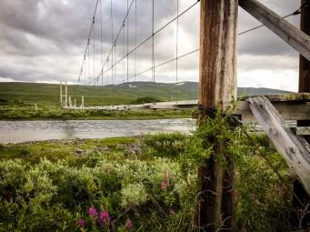 Bron över Varggá