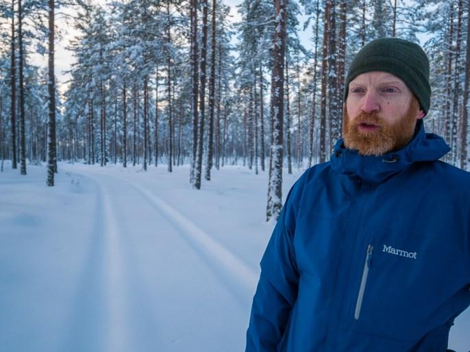 Emil på vinterväg