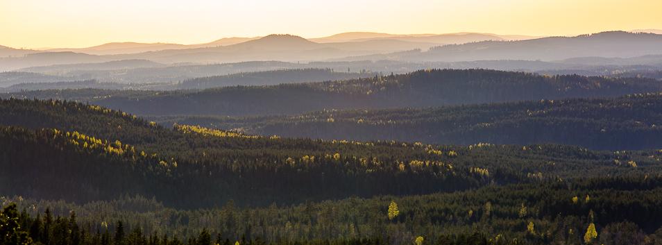 Bergslagsleden 1 – 3,5: Kloten – Reboda