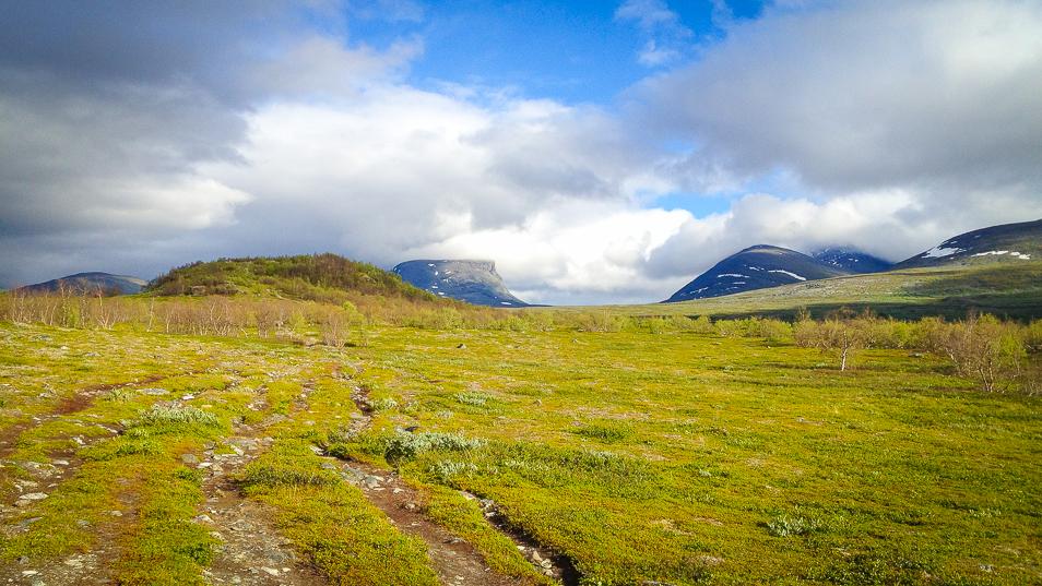 Dag 1: Abisko – Lapporten