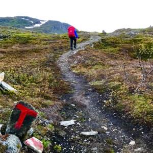 Nordkalottleden vandringsled DNT