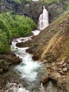 vattenfall vatten Sulitjelma