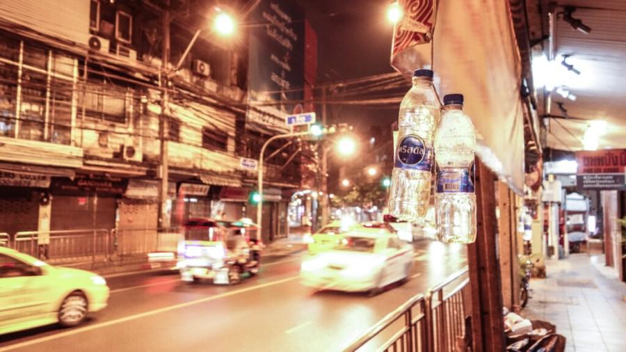 Wasser für die Wassergeister