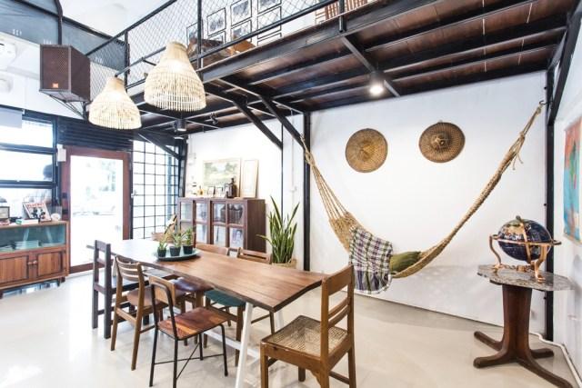 Ayutthaya Thailand - Stockhome Hostel