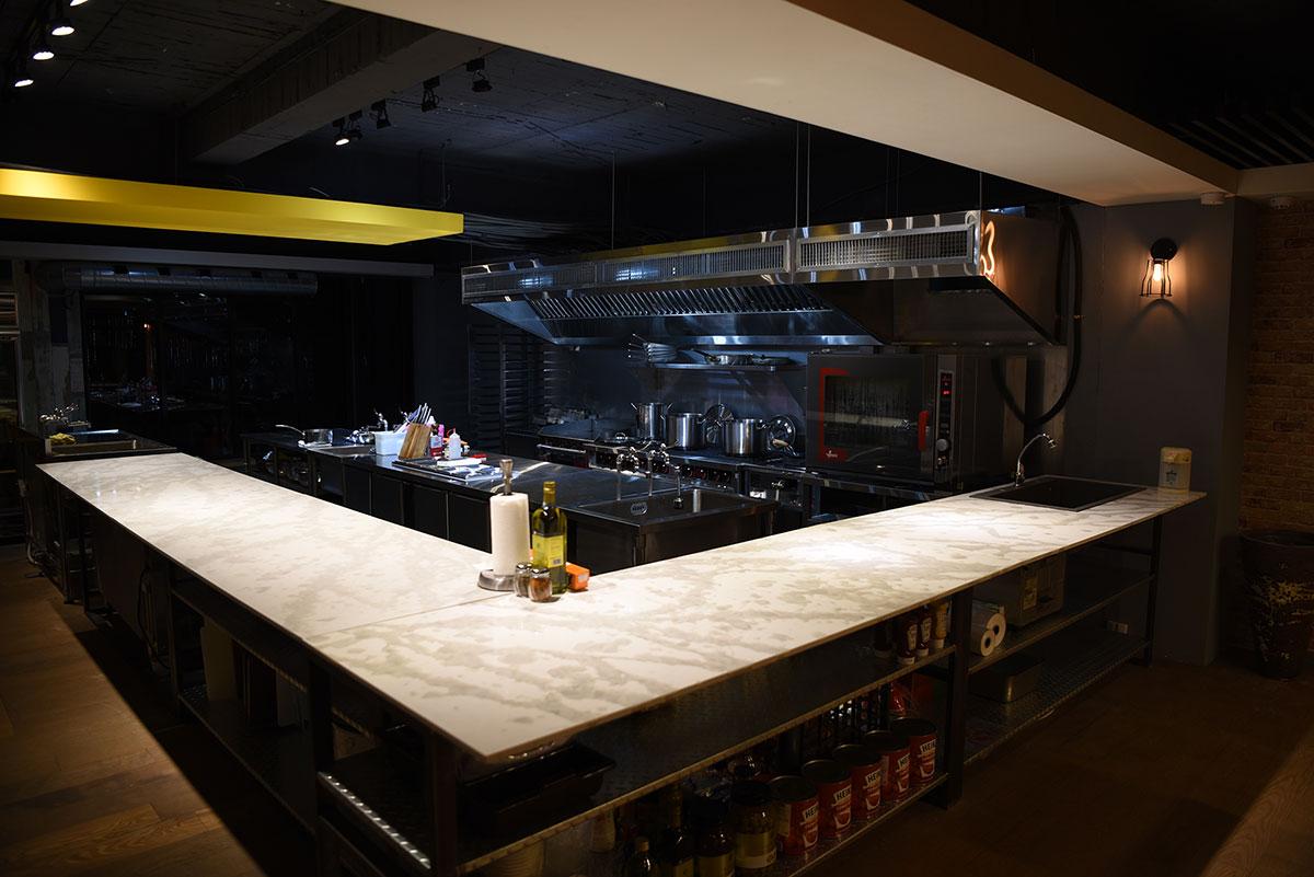 kitchen for rent escali scale 專業廚房空間 吧台空間 會議空間出租 開吧餐飲顧問letsopen