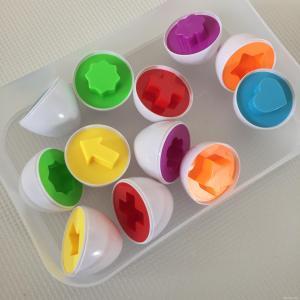 玉子パズル たまご 卵 知育玩具 100均
