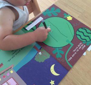 鉛筆の持ち方 始め方 2歳児 2歳 いつから