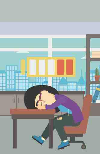 Freelance London copywriter's tips on quoting people in PR content. Cartoon of woman asleep on desk.