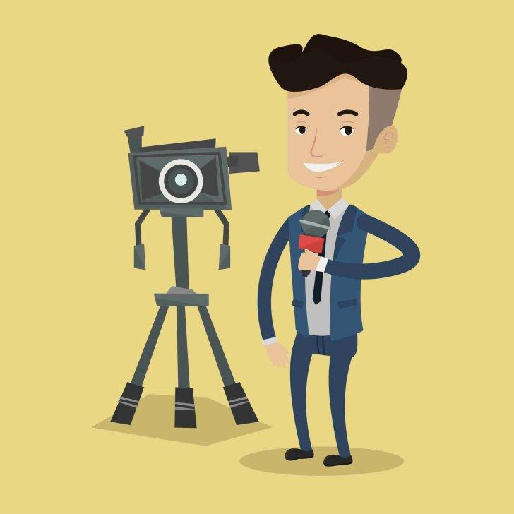 Freelance copywriter in London for media news