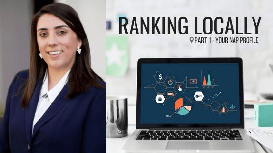 ranking locally your nap profile
