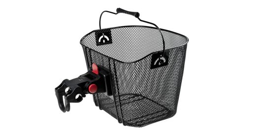 Front basket for your bike