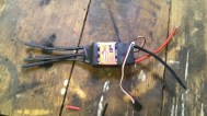 ESC electronic speed controller 200A Brushless DC