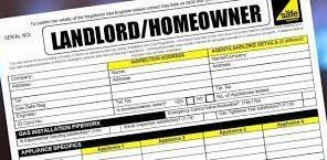 Landlord Gas Safety Certificate Landlord | Homeowner