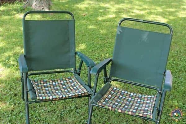 diy classroom chair covers video game chairs walmart camping repair hack simple sewing tutorial