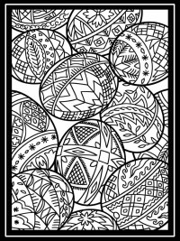 Professional Stained Glass Coloring pages Free Printable ...