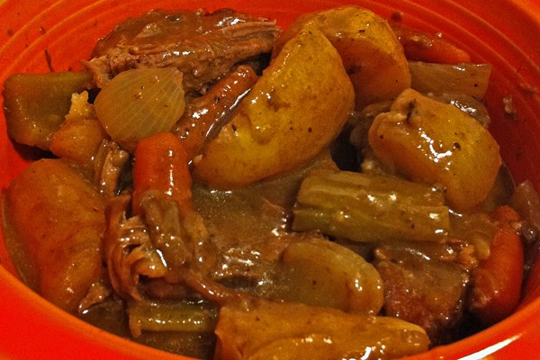 Hearty Slow Cooker Pot Roast