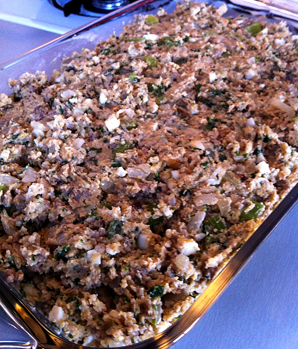 Southern-Style Stuffing