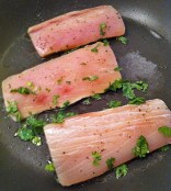 cilantro crusted mahi mahi2