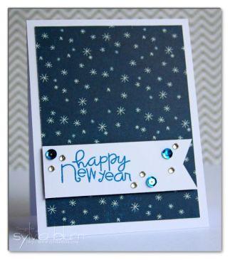 Novoroční přání - zdroj: Sylviablum