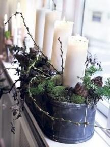 Zimní dekorace do bytu - zdroj: Digsdigs