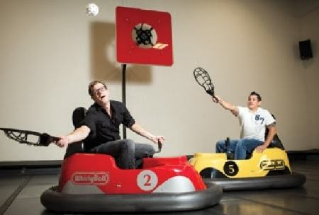 WHIRLYBALL TWIN CITIES