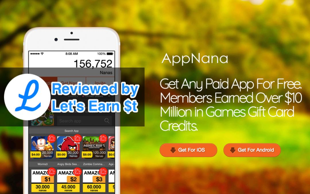 AppNana: Get Free Gift Cards or Get SCAMMED? [Truth+Hacks]