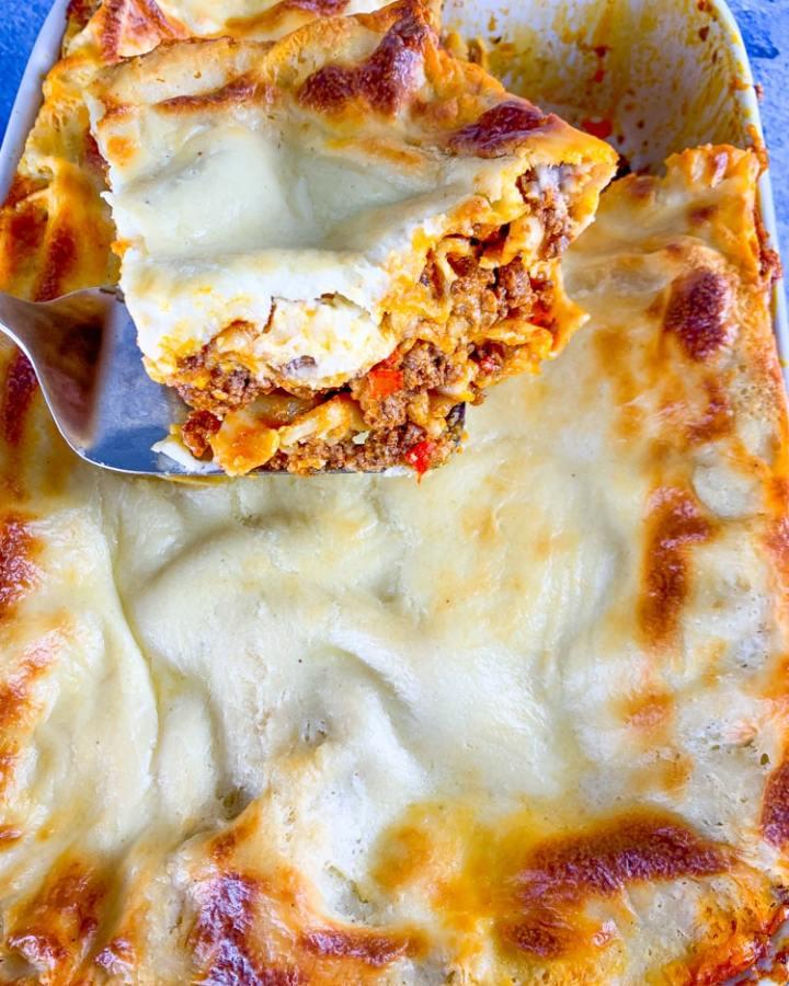 easy no boil lasagna recipe