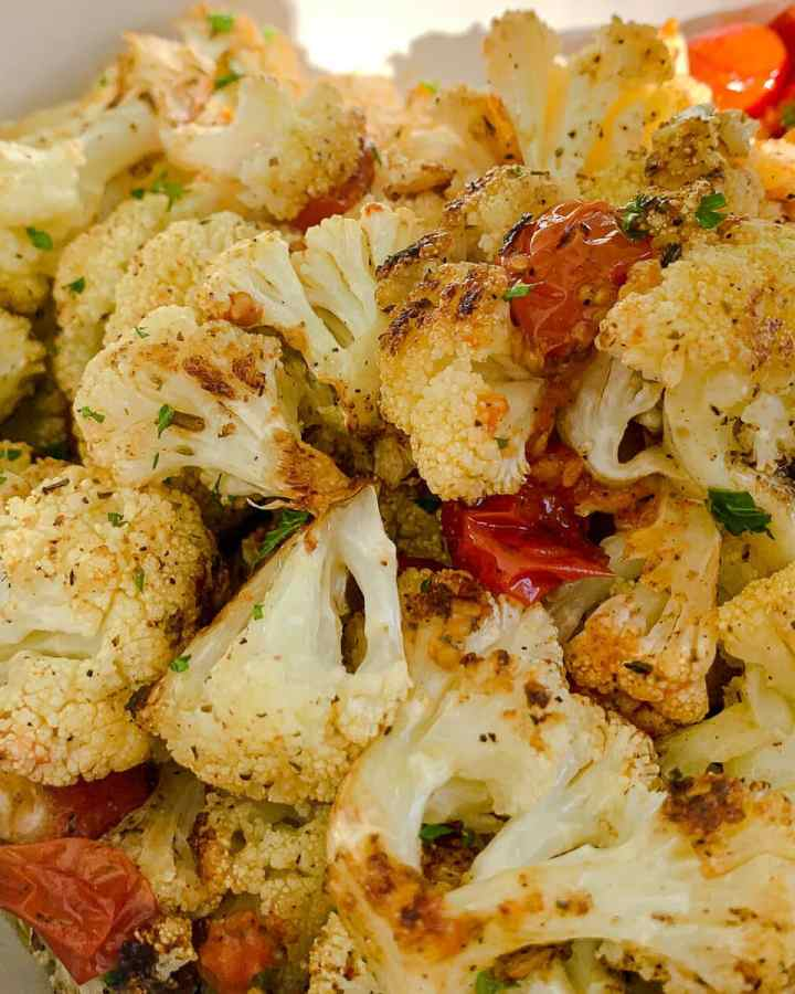 keto roasted cauliflower recipe