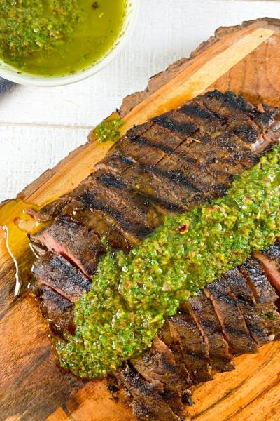 easy flank steak recipe