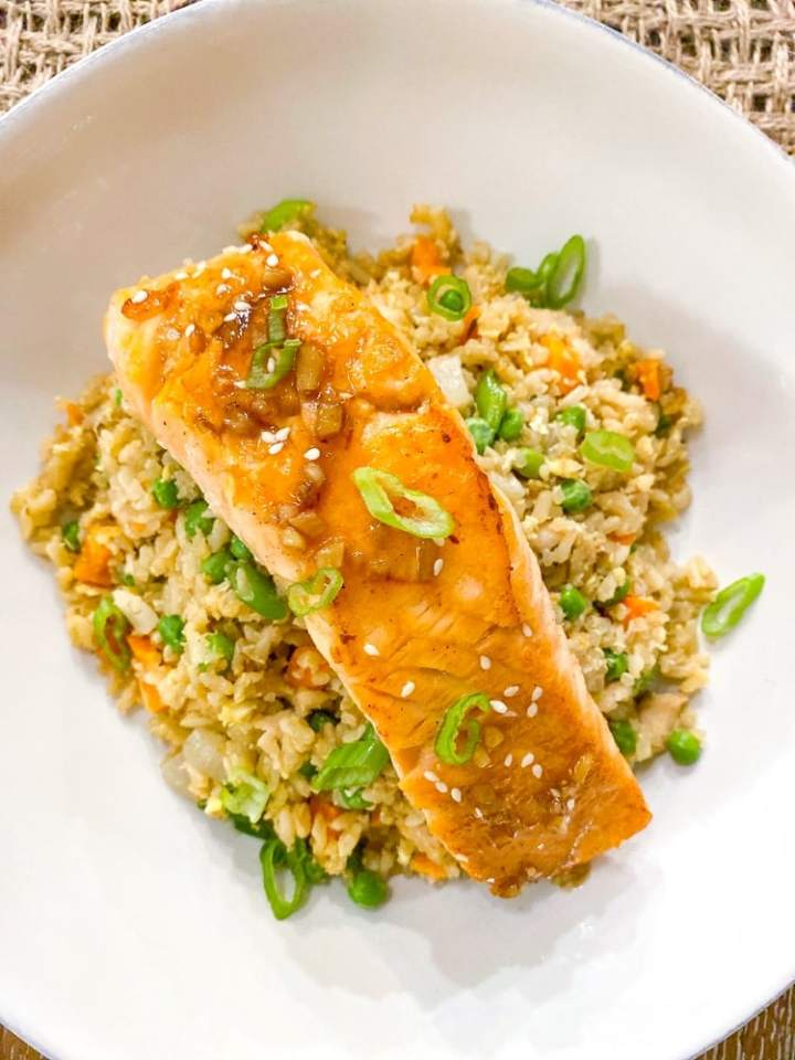 easy stir fried rice