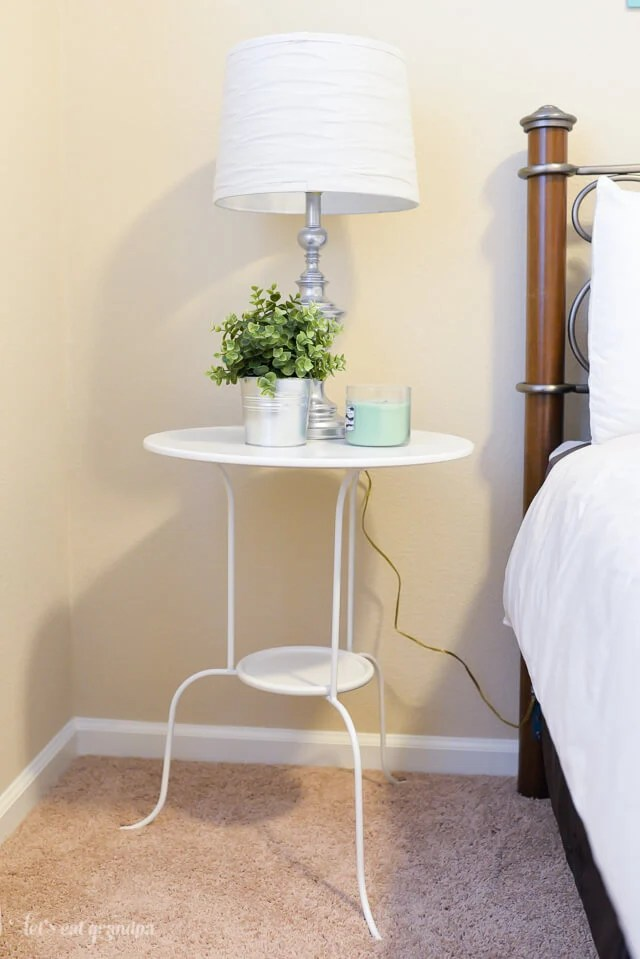 Guest Room Makeover for $200!