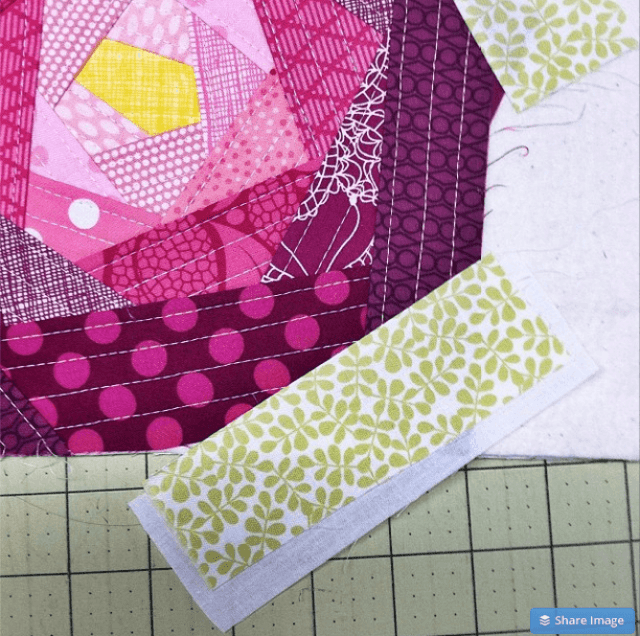 Tips for Better Quilt As You Go (QAYG) by @leteatgrandpa