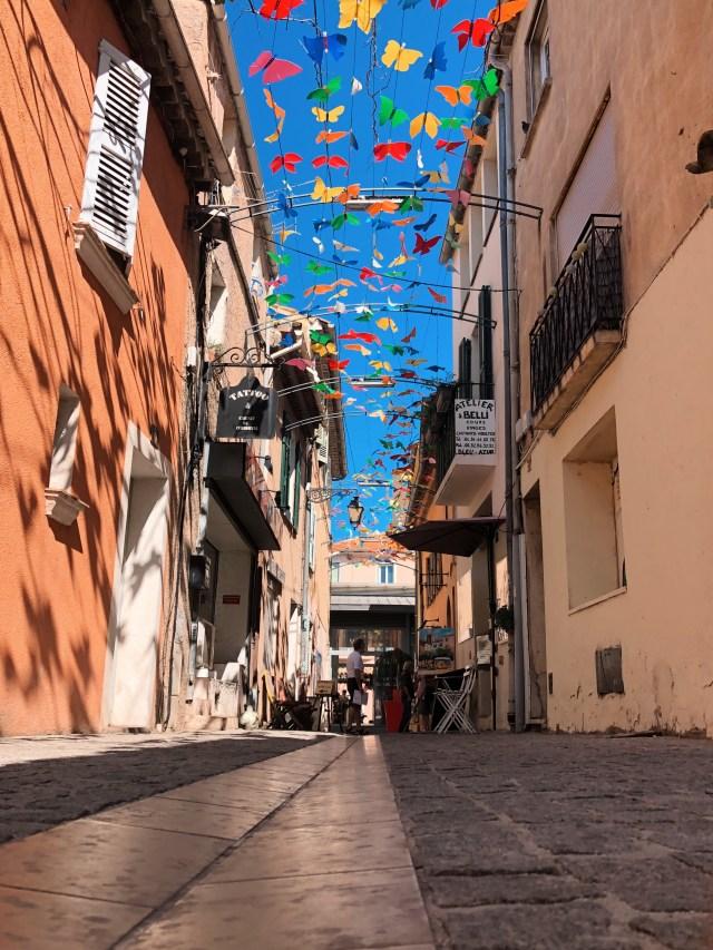 Saint Raphael street