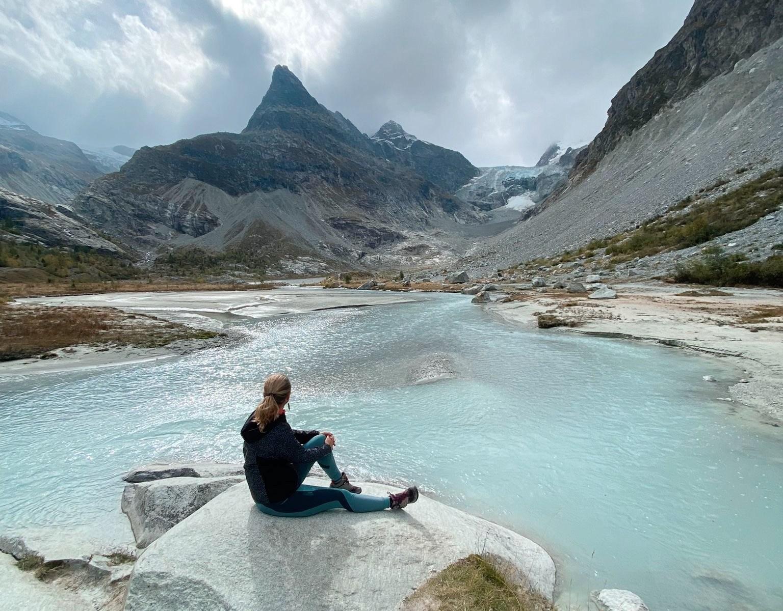 Ferpècle hike Valais Switzerland