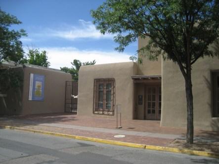 """Georgia O""""Keefe Museum"""