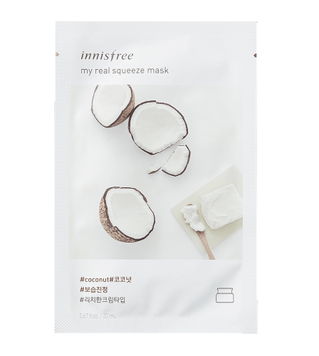 Innisfree My Real Squeeze Coconut