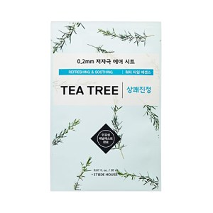 etude house therapy air tea tree sheet mask