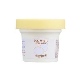 skinfood egg white pore mask front view