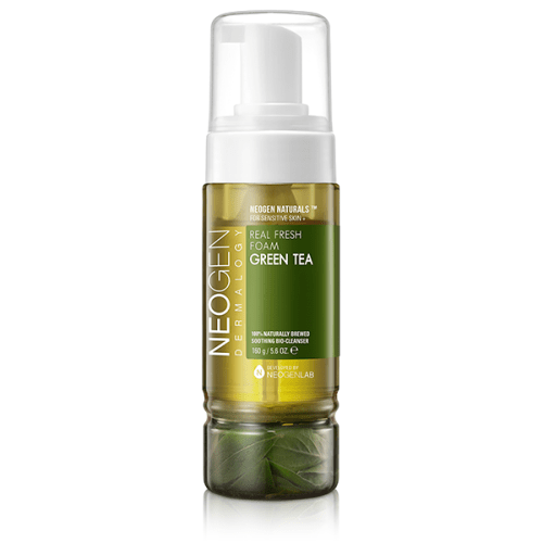 Neogen Green Tea Real Fresh Foam Cleanser